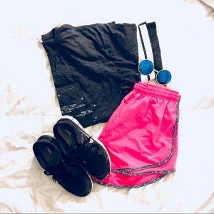 Hot Pink Nike Shorts